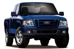 Форд Нью Рейнджер/ Ford New Ranger 2007-2016
