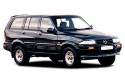 Санг Йонг Муссо/ SsangYong Musso 1996-2005