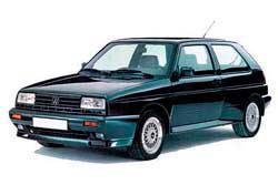Фольксваген Гольф 2/ VW Golf II 1983-1991